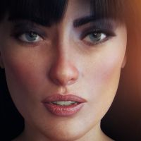 carey carter virtual actress by artdude41