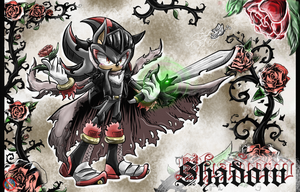 Shadow Wallpaper by shadowhatesomochao