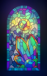 Stained Glass by Pikishi