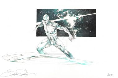 SILVER SURFER by simonebianchi