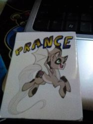 Deck Of Prance by kylapon
