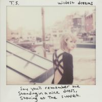 Wildest Dreams - Taylor Swift (Single Cover Art) by JustinSwift13