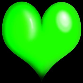 Green Heart by greenheartplz