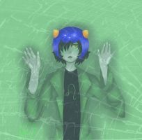 Nepeta: Trapped in a Shattered Frame by MoonofTheGothicJinks