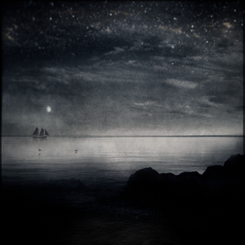 Ghost Ship by intao