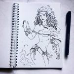 Instaart - Rogue (NSFW on Patreon) by Candra