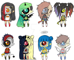 Xynthii Adopts || Set Price || Closed by Tenshilove