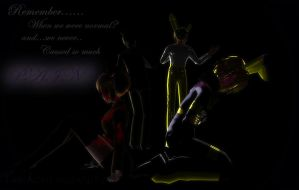 {MMD x FNAF} Remember when.... by Tamachee-Insanity