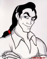 Gaston by Fires-storm