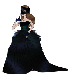 Masquerade Gown by linda0808