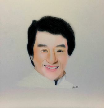 Jackie Chan by kgpanelo