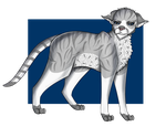 Ivypool ( Warriors Reference ) by LysitheaWO
