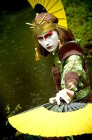 Suki: Warrior of Kyoshi Island by Syagria