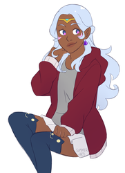 dreamworks be nice 2 allura challenge by summer-draws
