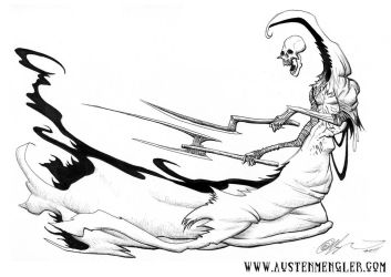 WRAITH by AustenMengler