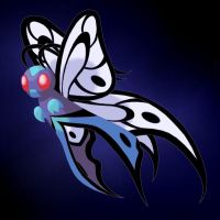 Legendary Butterfree by Synchro593