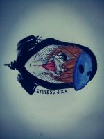 Eyeless Jack by NexusFallen13