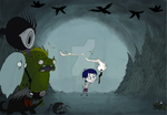 JayJay Don't Starve by ArtlessDesigns