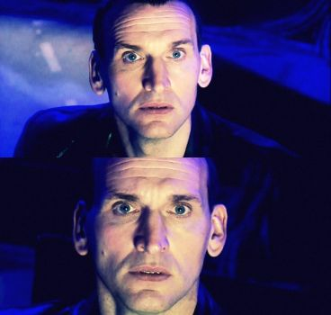 The Ninth Doctor by FireGal6