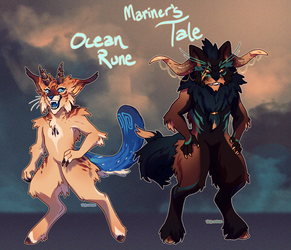 Oceanic Woolyne Auction! (CLOSED) by Verlidaine