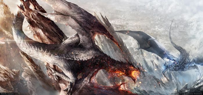 Legend: Legacy of the Dragons by Sinto-risky