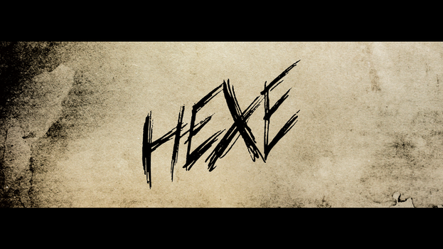 Hexe music - Logotype by KevinWScherrer