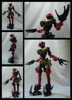 Bionicle MOC - Nova by Alex-Darkrai