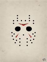 Friday the 13th - Jason by soopernoodles