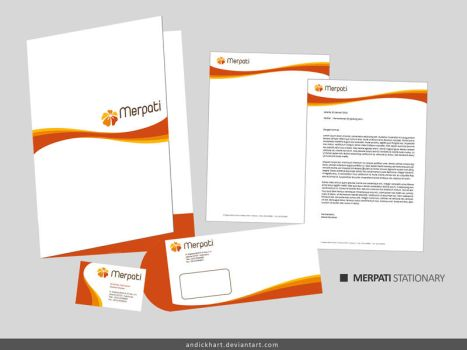 Merpati Airlines Corporate by andickhart