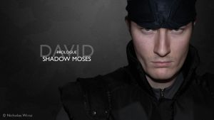 Solid Snake MGS1 DAVID Wallpaper 2 by GeorgeSears1972