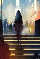 In the BIG city. by PascalCampion