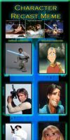 Star Wars Original Trilogy Recast by Jdailey1991