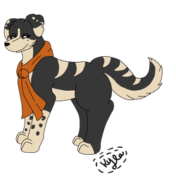 Custom Collie for Alyssa T. by MutantWinProductions
