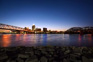 Cincinnati Levee by KrisVlad