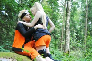 Naruto - Self pleasure by Tamarui