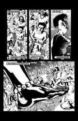 The Infranauts, Issue 1, Page 1 by Bonzulac