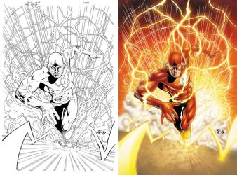 Flash Before and After by ColorDojo