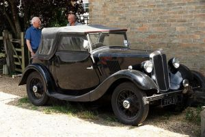 old morris soft top by awjay