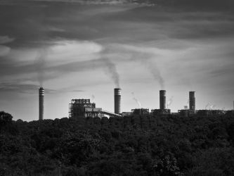 Carbon pollution by Jmalpica