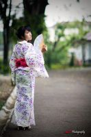 Sandy in Yukata2 by paten