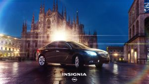 Opel Insignia by Edge-Suizo