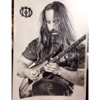 Famous Guitarist by Moredie88