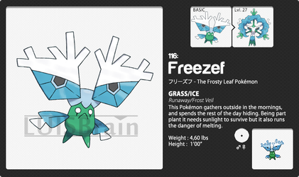 116: Freezef by LuisBrain