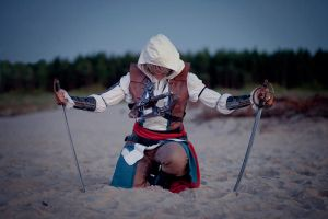 Assassin's Creed 4 : Edward #1 by theonlyVU