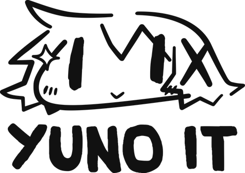 Yuno It Decal Vector by Vector-Chan