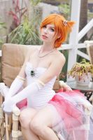 Misty's Goldeen Dress III