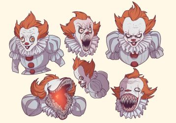 Pennywise by Gooseworx
