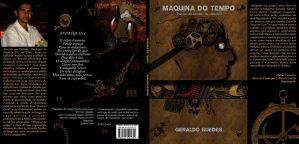 BOOK COVER TIME MACHINE BY G. GUEDES by SILVESTREFILHO