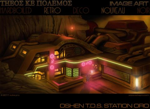 Oro TDS Station by VulnePro
