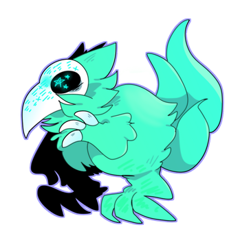 (G) Smol dinosaur arms by SpecterBiscuits